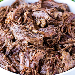 DINNER: Barbacoa Beef
