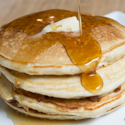 BREAKFAST: Big Pancake Breakfast